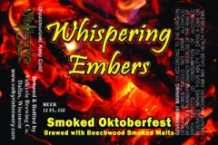 Whispering Embers